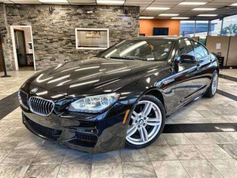 2015 BMW 6 Series for sale at Sonias Auto Sales in Worcester MA