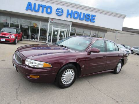 2003 Buick LeSabre for sale at Auto House Motors in Downers Grove IL