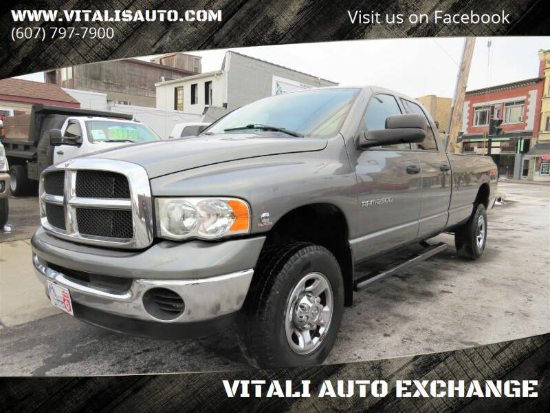2005 Dodge Ram Pickup 2500 for sale at VITALI AUTO EXCHANGE in Johnson City NY