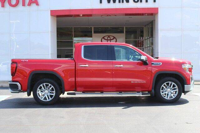 2019 GMC Sierra 1500 for sale at Twin City Toyota in Herculaneum MO