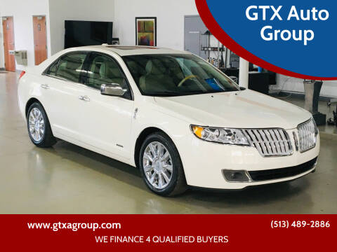 2012 Lincoln MKZ Hybrid for sale at GTX Auto Group in West Chester OH