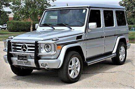 2010 Mercedes-Benz G-Class for sale at Milpas Motors Auto Gallery in Ventura CA