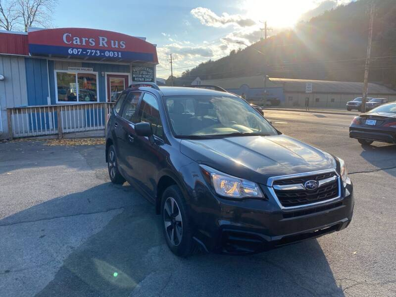 2017 Subaru Forester for sale at Cars R Us in Binghamton NY