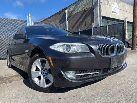 2012 BMW 5 Series for sale at O A Auto Sale in Paterson NJ