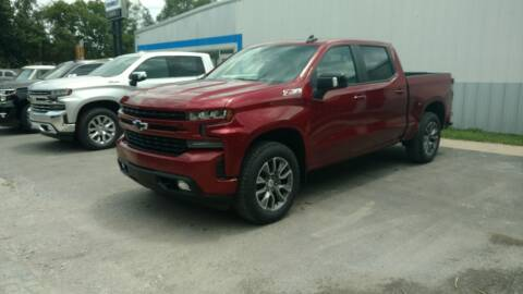 2020 Chevrolet Silverado 1500 for sale at Lee Chevrolet in Frankfort KS
