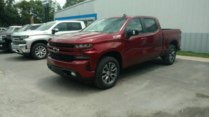 2020 Chevrolet Silverado 1500 for sale at Lee Chevrolet in Frankfort KS