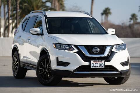 2020 Nissan Rogue for sale at Euro Auto Sales in Santa Clara CA