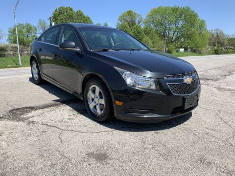 2011 Chevrolet Cruze for sale at InstaCar LLC in Independence MO