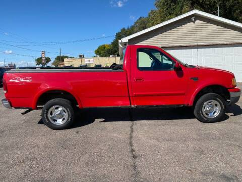 2000 Ford F-150 for sale at Iowa Auto Sales, Inc in Sioux City IA