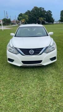 2016 Nissan Altima for sale at AM Auto Sales in Orlando FL