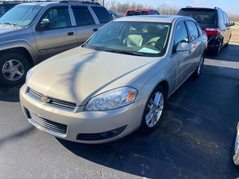 2008 Chevrolet Impala for sale at Sartins Auto Sales in Dyersburg TN