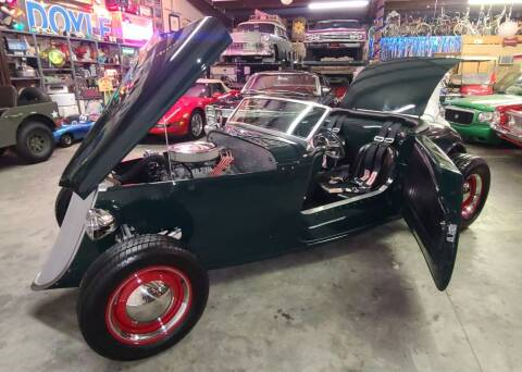1933 Ford Factory Five Roadster for sale at MILFORD AUTO SALES INC in Hopedale MA