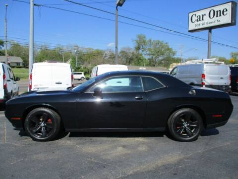 2015 Dodge Challenger for sale at Car One in Murfreesboro TN