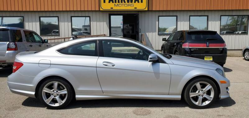 2013 Mercedes-Benz C-Class for sale at Parkway Motors in Springfield IL