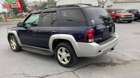 2008 Chevrolet TrailBlazer for sale at King Motors featuring Chris Ridenour in Martinsburg WV