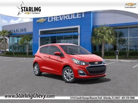 2021 Chevrolet Spark for sale at Pedro @ Starling Chevrolet in Orlando FL