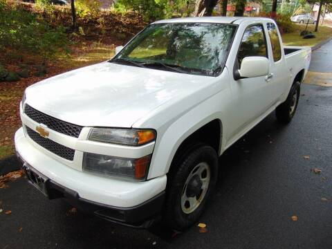 2012 Chevrolet Colorado for sale at LA Motors in Waterbury CT