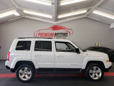 2012 Jeep Patriot for sale at Premium Motors in Villa Park IL
