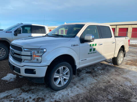 2018 Ford F-150 for sale at Canuck Truck in Magrath AB
