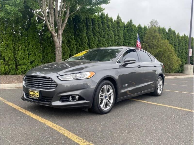 2016 Ford Fusion Energi for sale in Yakima, WA