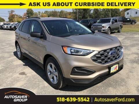 2020 Ford Edge for sale at Autosaver Ford in Comstock NY