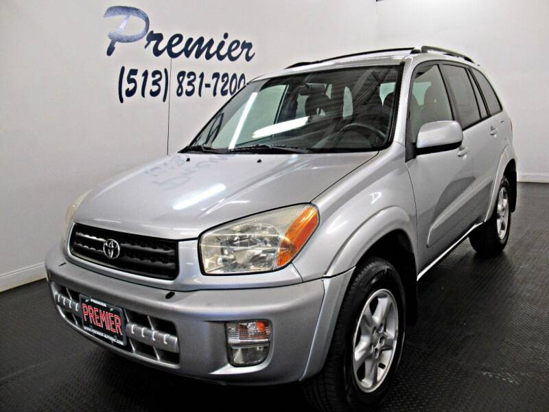 2002 Toyota RAV4 for sale at Premier Automotive Group in Milford OH