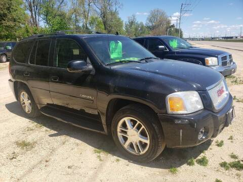 2006 GMC Envoy for sale at Northwoods Auto & Truck Sales in Machesney Park IL