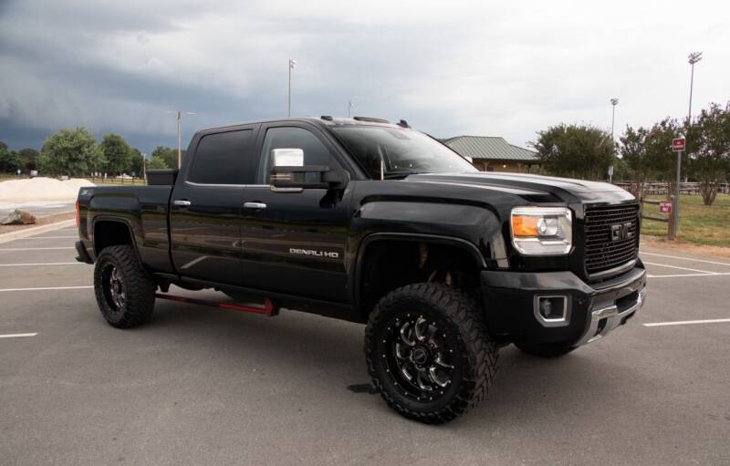 2015 GMC Sierra 2500HD for sale at Alta Auto Group LLC in Concord NC