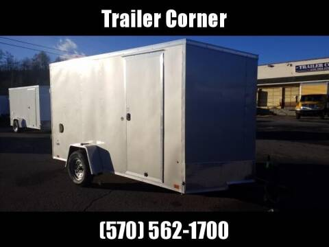 2022 Look Trailers STLC 6X12 - EXT HEIGHT - RAMP