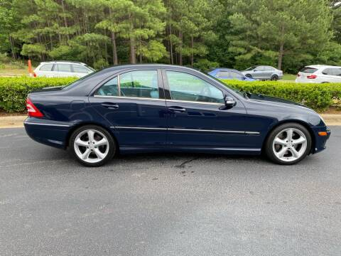 2005 Mercedes-Benz C-Class for sale at Weaver Motorsports Inc in Cary NC