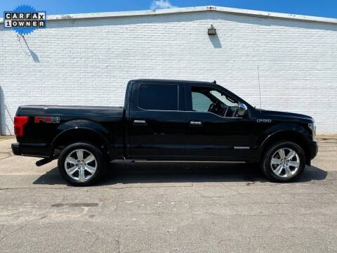 2018 Ford F-150 for sale at Smart Chevrolet in Madison NC