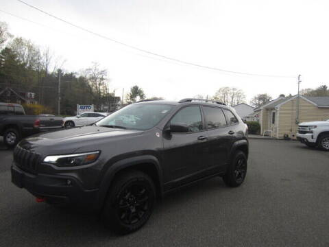 2019 Jeep Cherokee for sale at Auto Choice of Middleton in Middleton MA