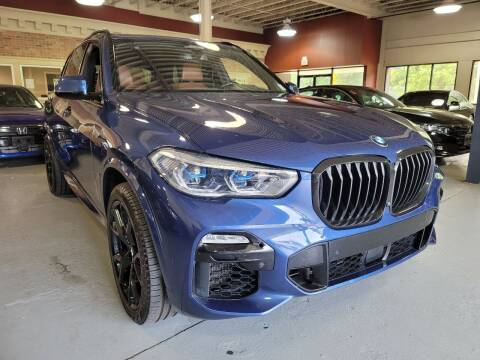 2019 BMW X5 for sale at AW Auto & Truck Wholesalers  Inc. in Hasbrouck Heights NJ
