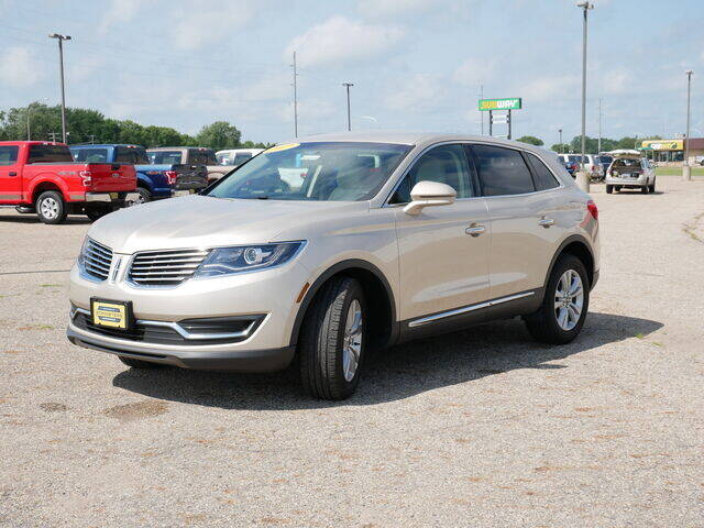2017 Lincoln MKX AWD Premiere 4dr SUV - Montevideo MN