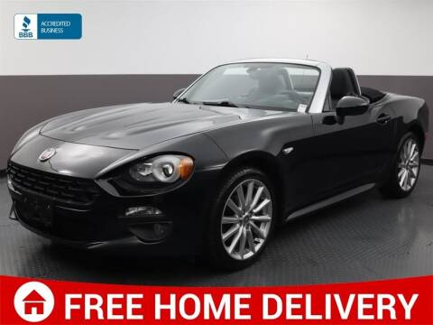 2017 FIAT 124 Spider for sale at Florida Fine Cars - West Palm Beach in West Palm Beach FL