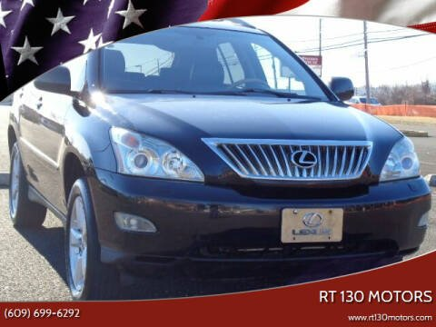 2007 Lexus RX 350 for sale at RT 130 Motors in Burlington NJ