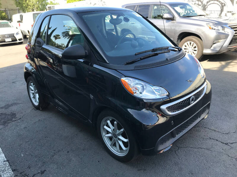 2016 Smart fortwo electric drive for sale at Autobahn Auto Sales in Los Angeles CA