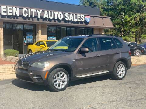2011 BMW X5 for sale at Queen City Auto Sales in Charlotte NC