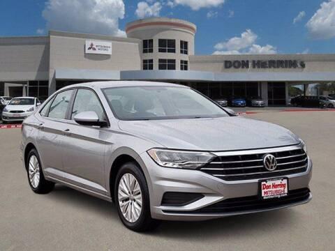 2019 Volkswagen Jetta for sale at Don Herring Mitsubishi in Plano TX