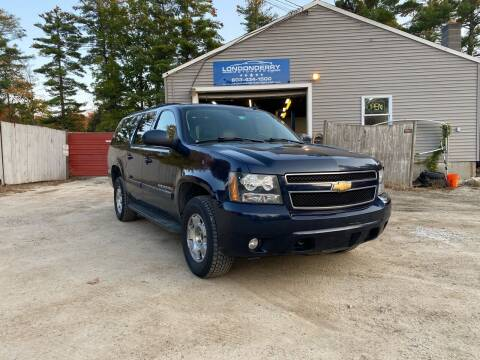 2007 Chevrolet Suburban for sale at Official Auto Sales in Plaistow NH