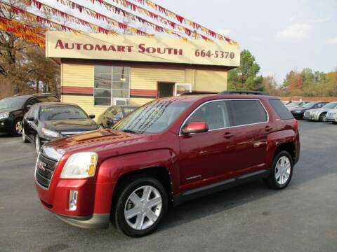 2010 GMC Terrain for sale at Automart South in Alabaster AL
