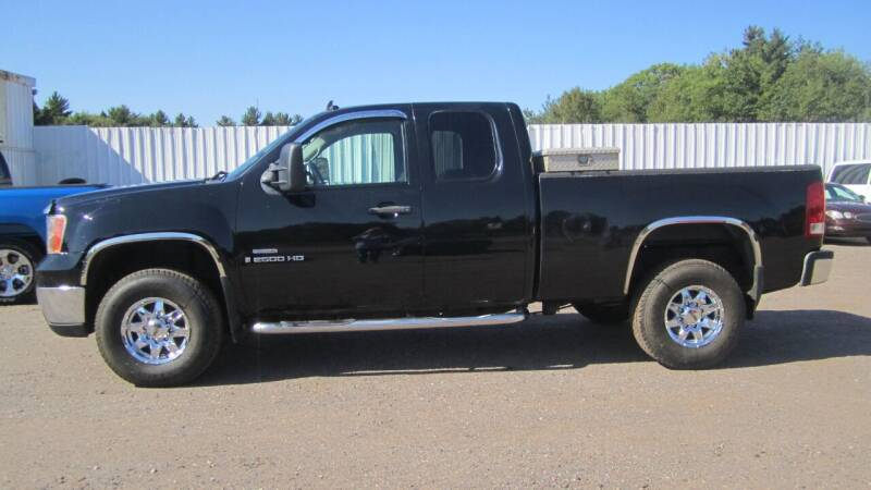 2008 GMC Sierra 2500HD for sale at Pepp Motors in Marquette MI
