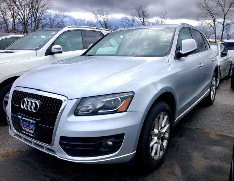 2010 Audi Q5 for sale at Top Line Import of Methuen in Methuen MA