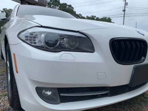 2011 BMW 5 Series for sale at Hometown Motors in Jacksonville AR