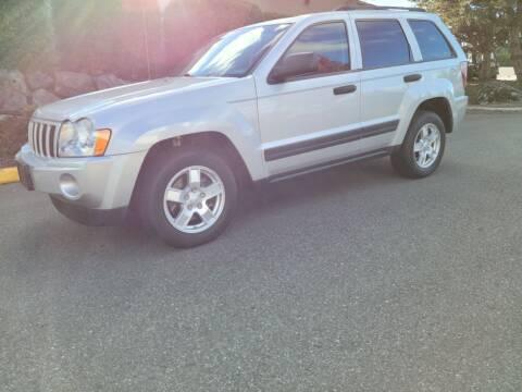 2006 Jeep Grand Cherokee for sale at SS MOTORS LLC in Edmonds WA