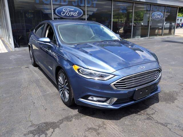 2018 Ford Fusion Hybrid for sale in Charleston, WV
