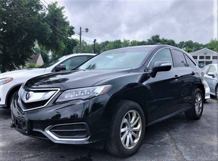 2018 Acura RDX for sale at Top Line Import in Haverhill MA