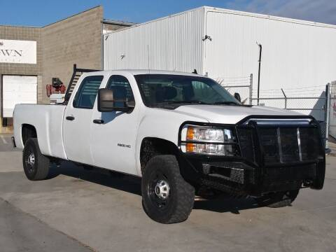 2013 Chevrolet Silverado 2500HD for sale at AUTOMOTIVE SOLUTIONS in Salt Lake City UT