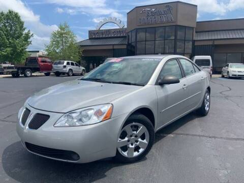 2007 Pontiac G6 for sale at FASTRAX AUTO GROUP in Lawrenceburg KY