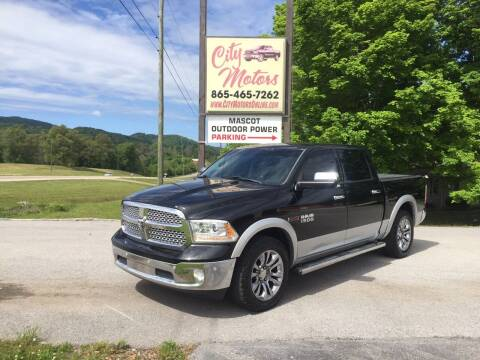 2014 RAM Ram Pickup 1500 for sale at City Motors in Mascot TN